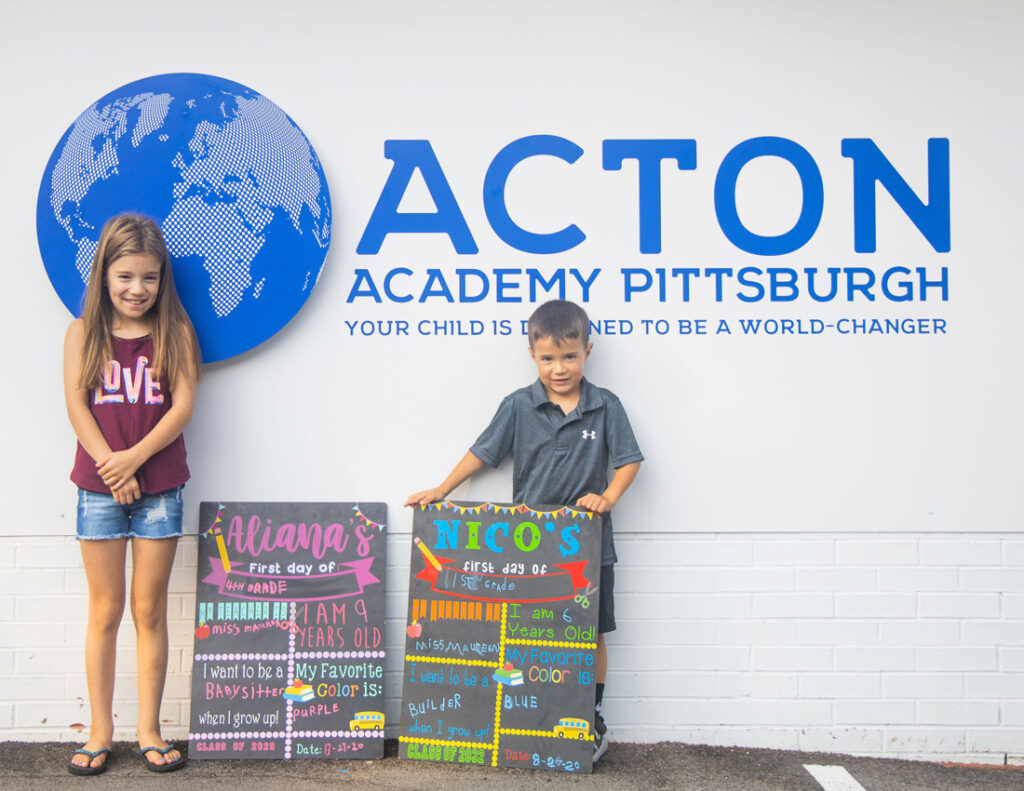 Montessori school in Pennsylvania output