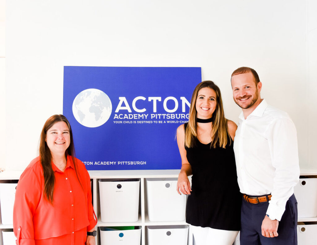 acton leaders
